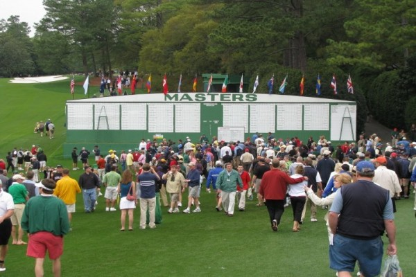 Augusta Masters 2021