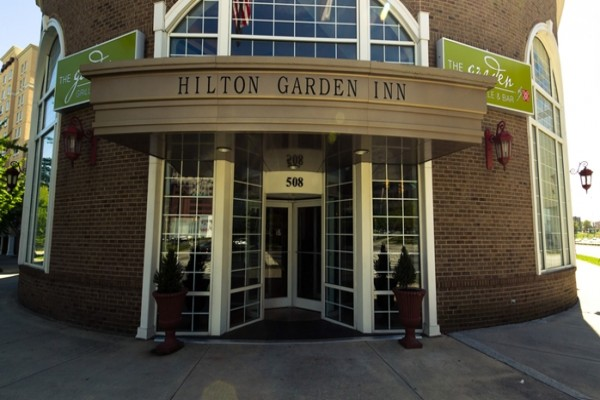 3 Night Hilton Garden Inn Charlotte
