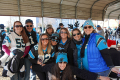 Fan Enyoing the Panthers Pre-Game Tailgate Party