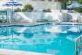 Pool at EMbassy Suites