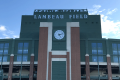 Green Bay Lambeau Field Entrance