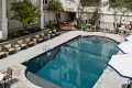 Partridge Inn Augusta Pool Area