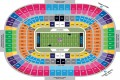 Carolina Panthers Bank of America Seating Chart