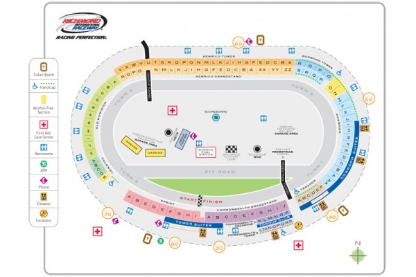Richmond 400 Travel Packages  Tickets  Richmond Raceway