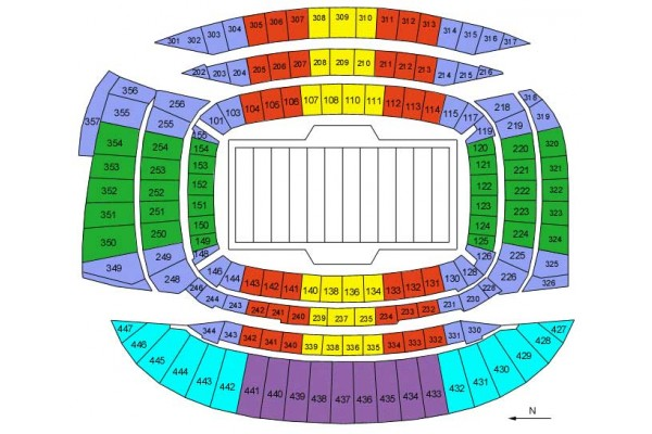 Los Angeles Chargers Travel Packages Tickets Schedule