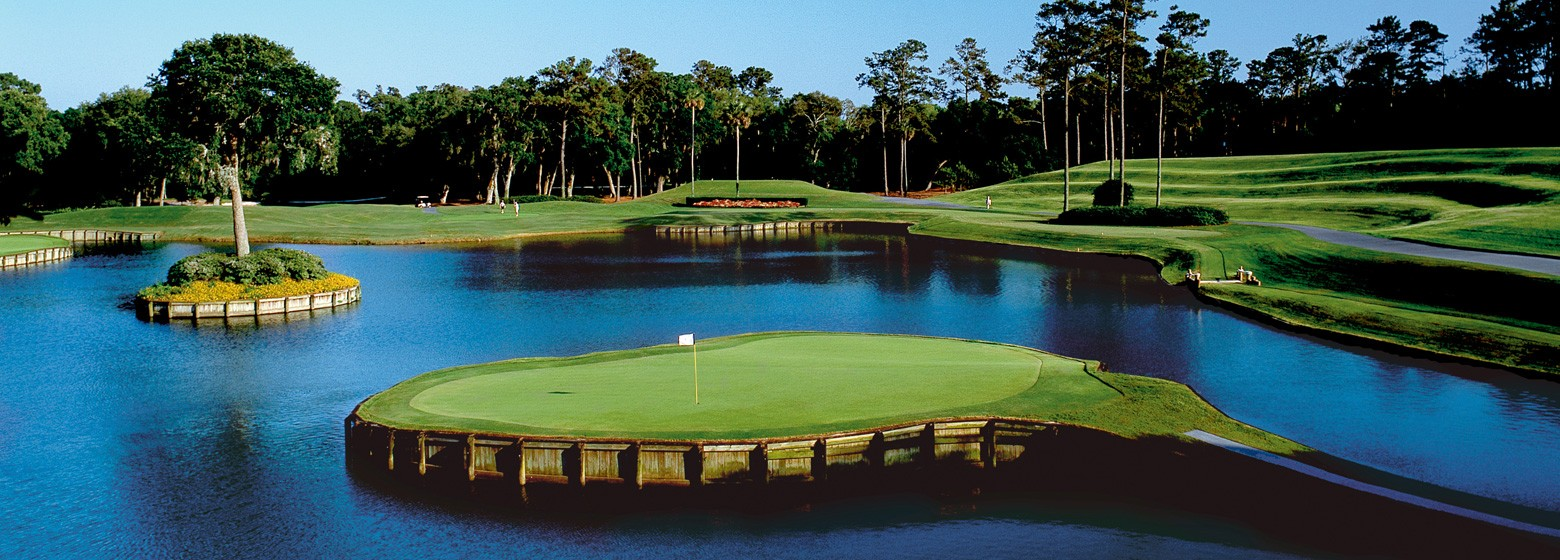 Play the TPC Sawgrass with Sports Traveler