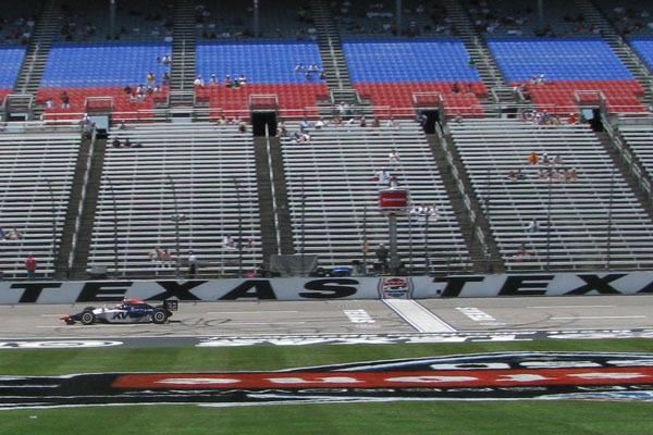 Driving Experiences at Texas Motor Speedway