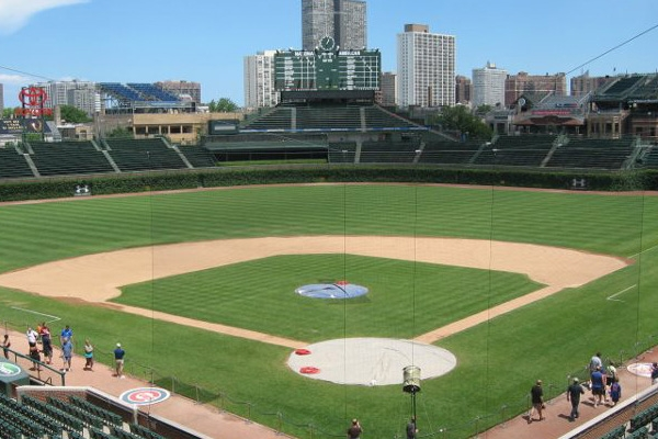 Chicago Cubs Hotel Packages