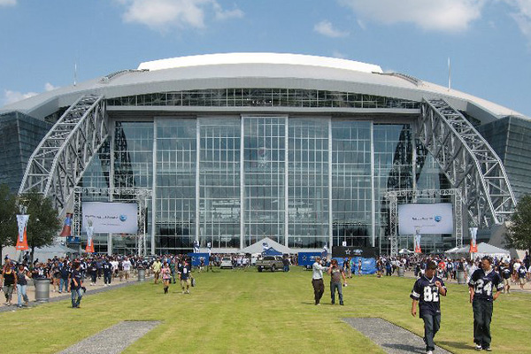 AT&T Stadium tours and travel