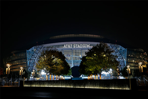 The Cotton Bowl at AT&T Stadium