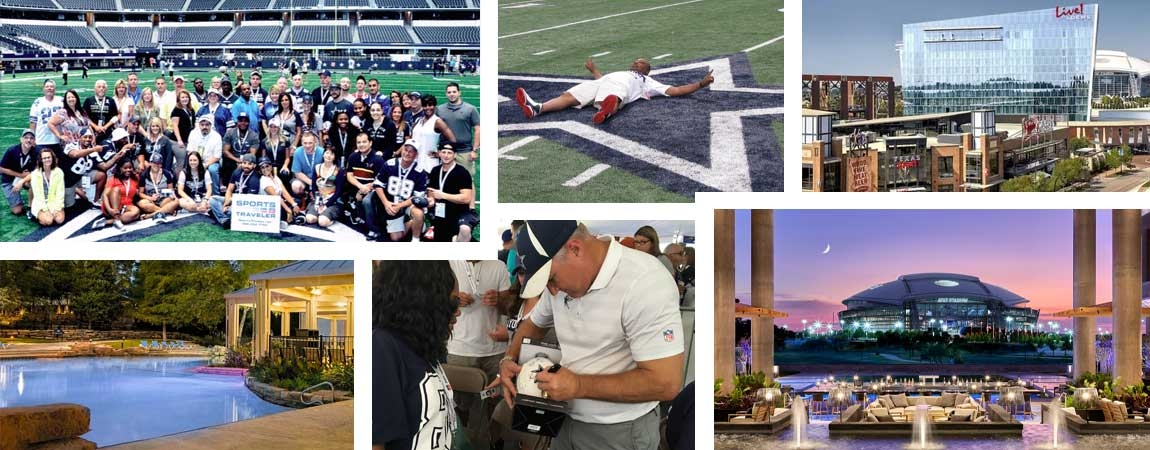 Dallas Cowboys Ticket and Hotel Travel Packages Experiences with Sports Traveler