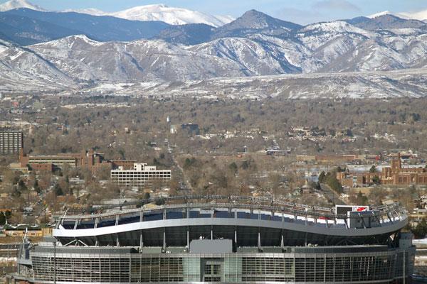 Hotels Close To Denver Broncos Stadium