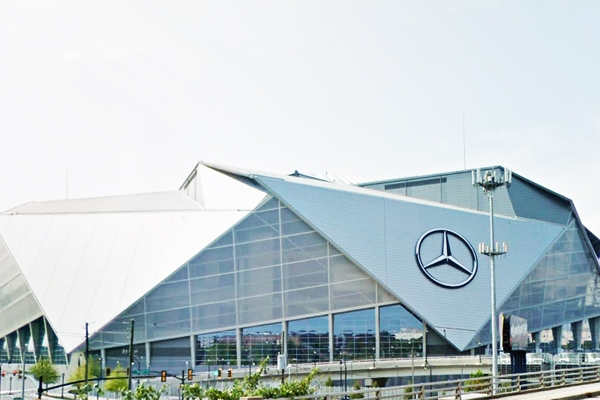 Mercedes Benz Stadium Atlanta Falcons