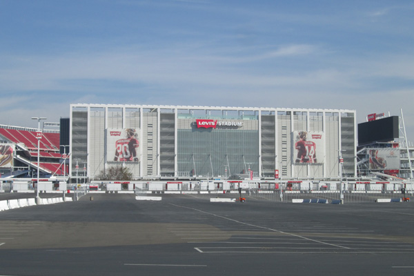 San Francisco 49ers Packages at Levi's Stadium