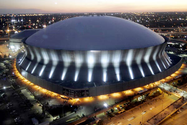 Sugar Bowl ticket and travel packages at the Superdome in New Orleans