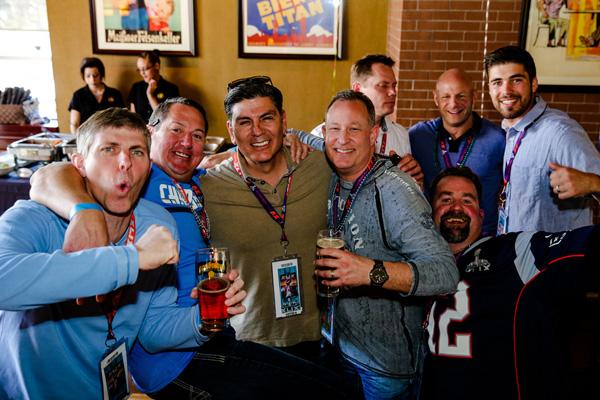 Super Bowl Incentive Hospitality
