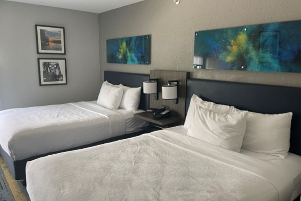 The Best Western Plus Augusta hotel close to the Masters Tournament