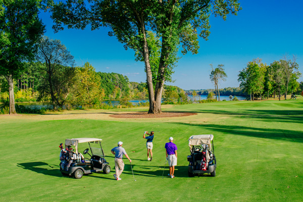 Golf Augusta Vacations
