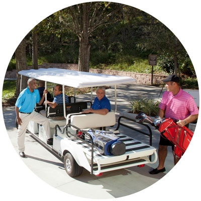 Golfing experiences with Sports Traveler