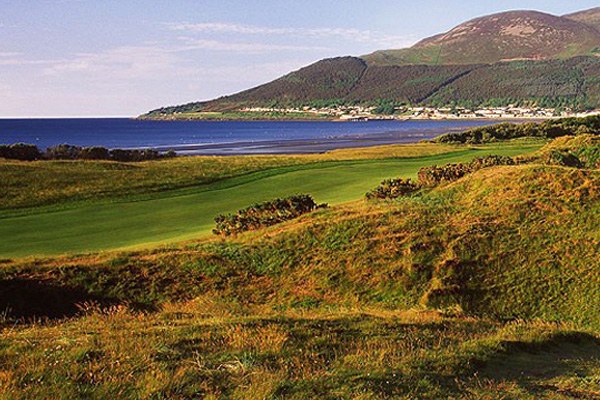 Golf the Royal County Down
