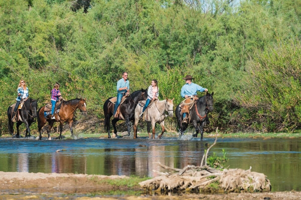 Horseback Riding in Scottsdale Arizona