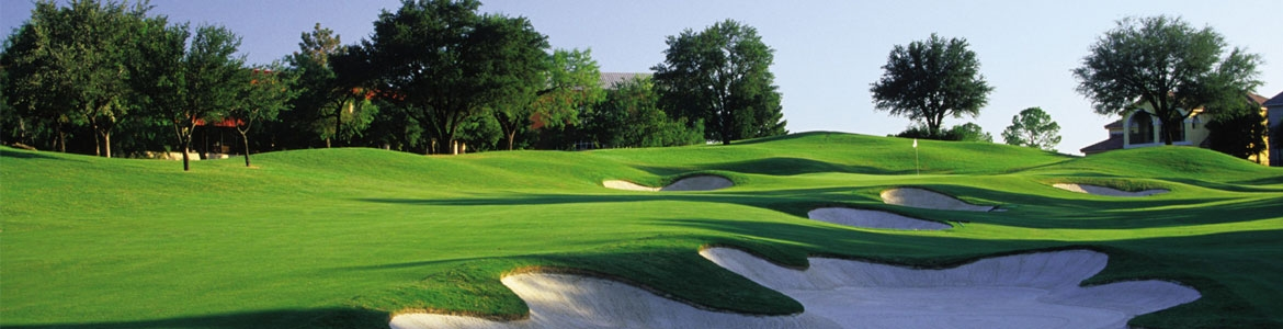 The TPC Las Colinas Golf Course at the Four Seasons Dallas