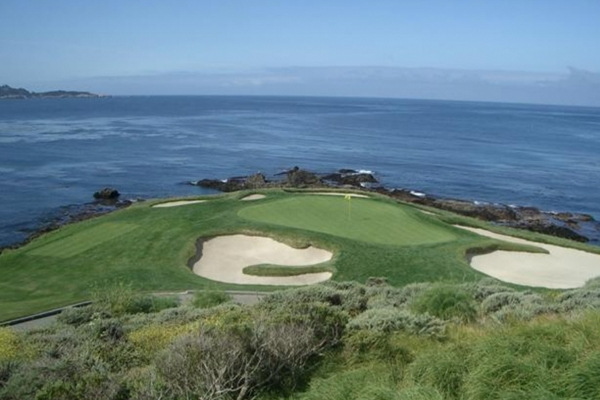 Pebble Beach Golf Links US Open Golf Tickets and Packages