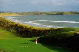 Top Golf Courses in Ireland