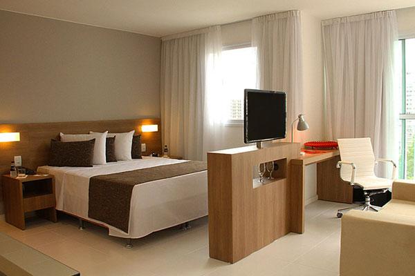 Rio 2016 Hotel Rooms
