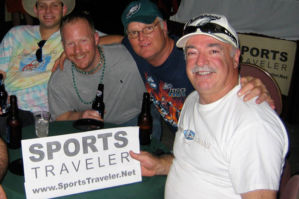 Sports Traveler First Tour