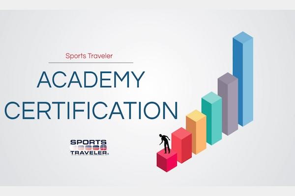 Sports Traveler Academy Certification Information