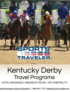 Kentucky Derby Brochure