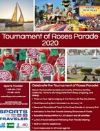 Rose Parade Brochure Screenshot