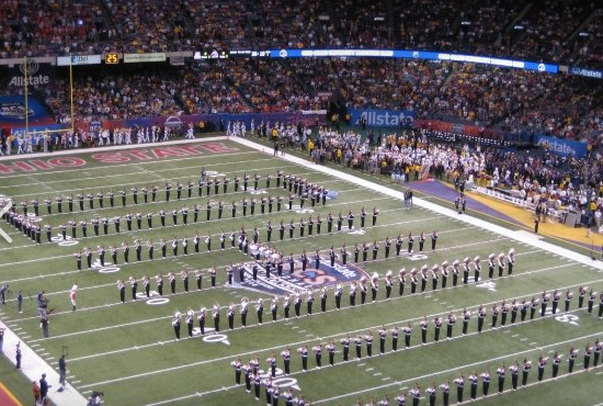A Bowl Game Experience as your Tour Leader...
