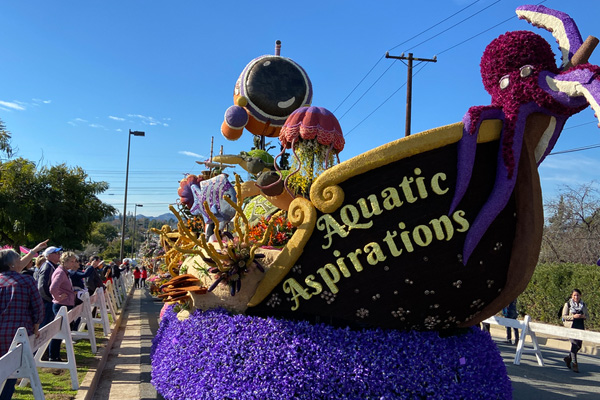 2020 Post Parade Float Showcase